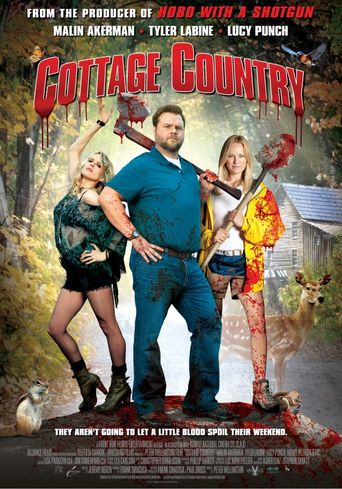 Cottage Country Poster