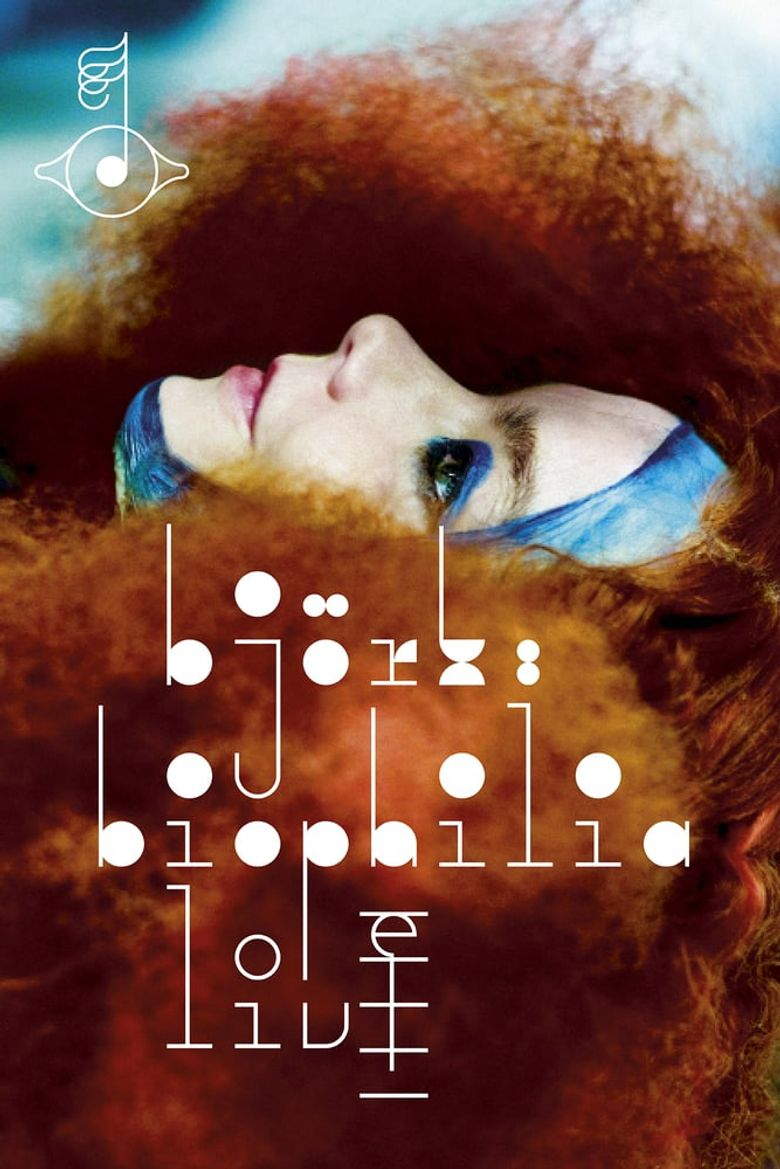Björk: Biophilia Live Poster