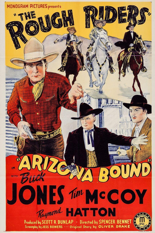 Arizona Bound Poster