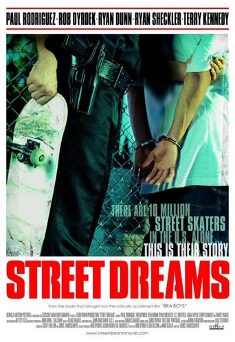 Street Dreams Poster