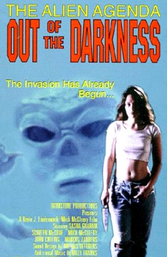 Alien Agenda: Out of the Darkness Poster