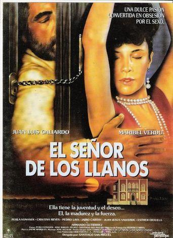 El señor de los Llanos Poster
