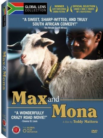 Max and Mona Poster