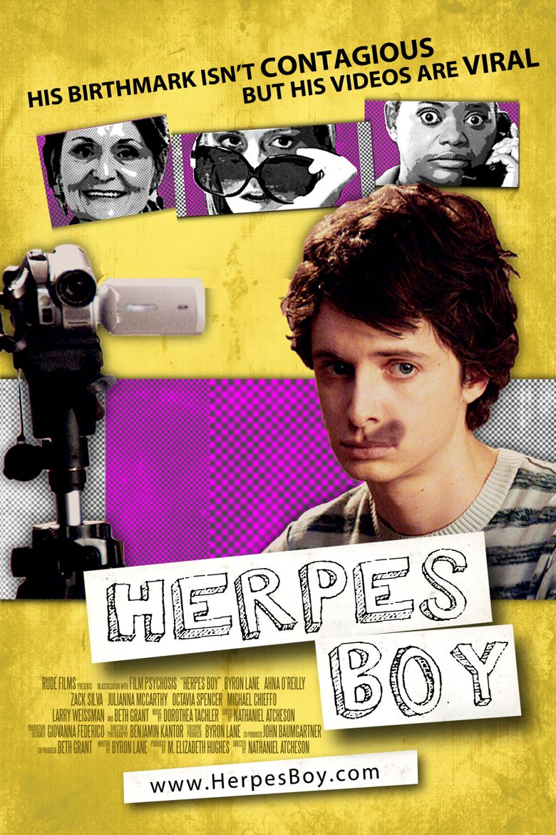 Herpes Boy Poster