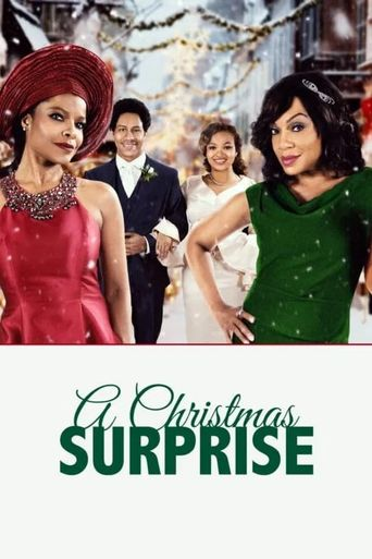 A Christmas Surprise Poster