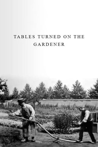 Tables Turned on the Gardener Poster