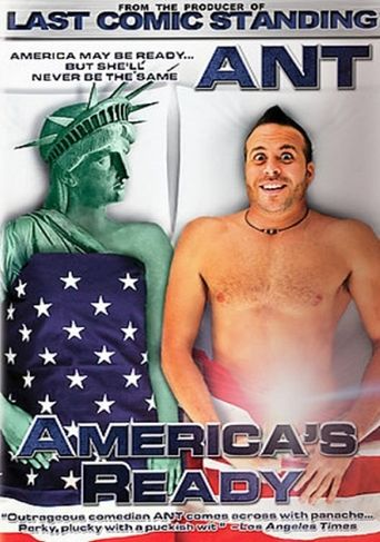 Ant: America's Ready Poster