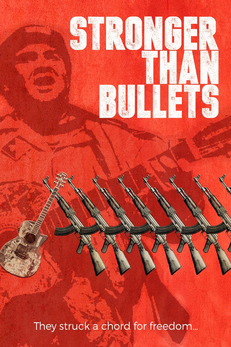 Stronger Than Bullets Poster