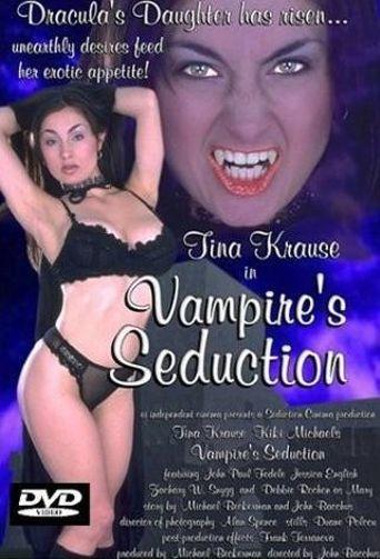 Vampire's Seduction Poster