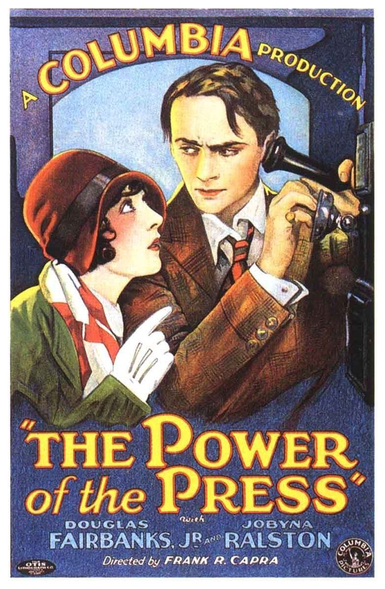 The Power of the Press Poster