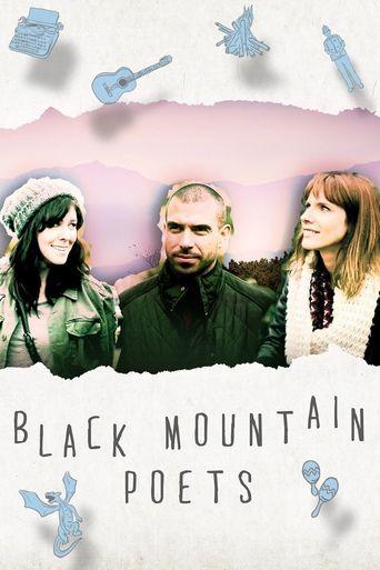 Black Mountain Poets Poster