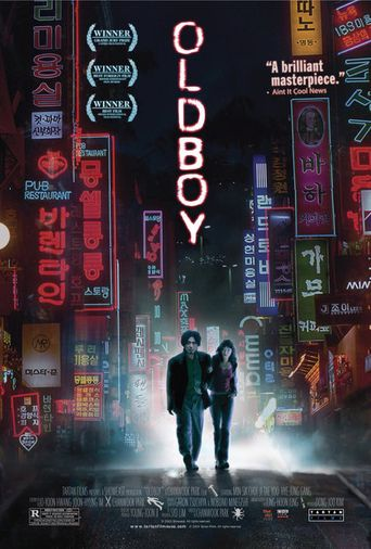 Watch Oldboy