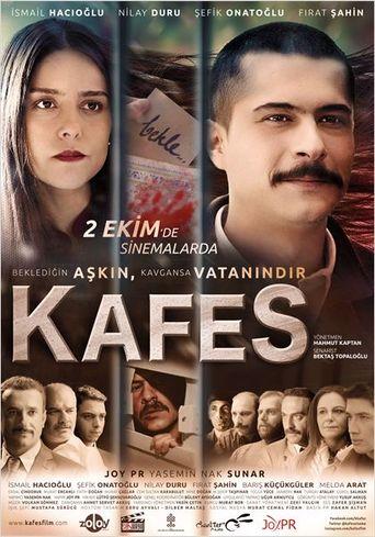 Kafes Poster