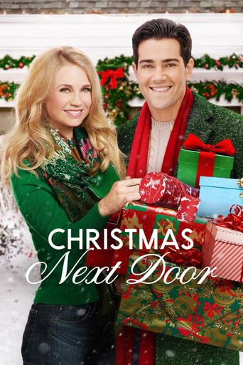 Christmas Next Door Poster