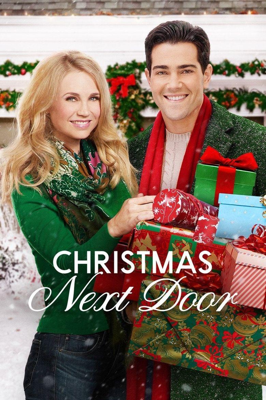 Christmas Next Door Poster