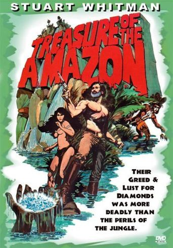 The Treasure of the Amazon Poster