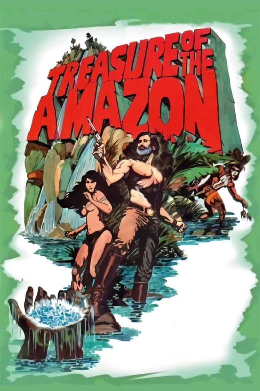 The Treasure of the Amazon Poster