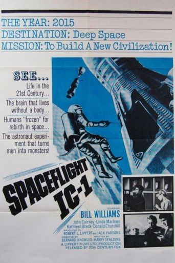 Spaceflight IC-1 Poster