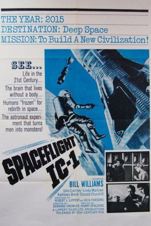 Spaceflight IC-1 Poster