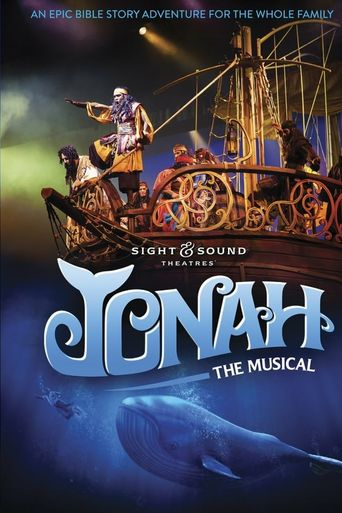 Jonah: The Musical Poster