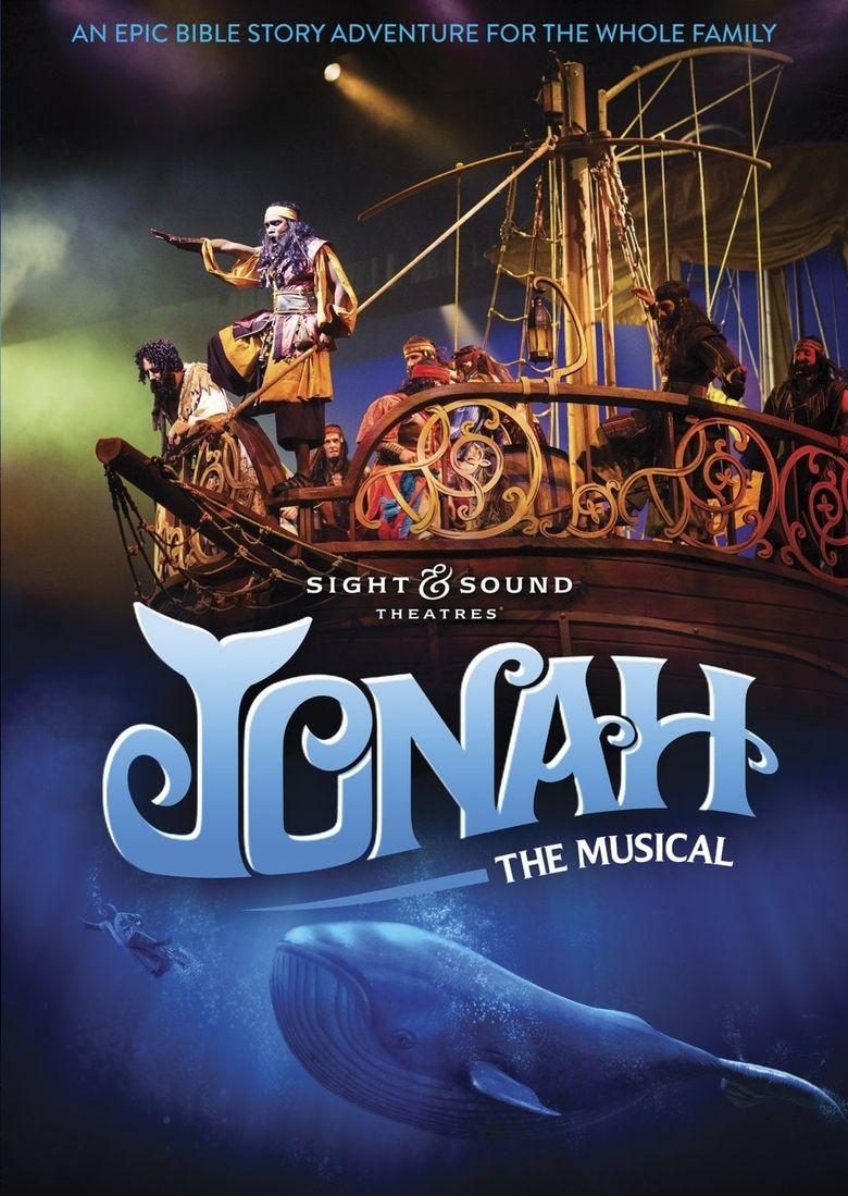 Jonah: The Musical Poster