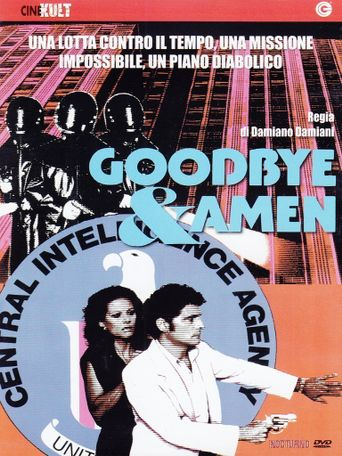 Goodbye & Amen Poster