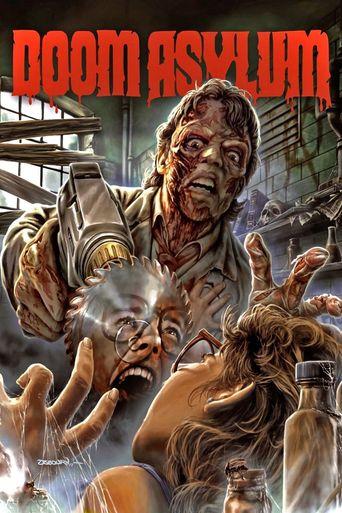 Doom Asylum Poster