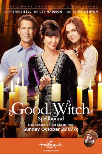The Good Witch Spellbound Poster