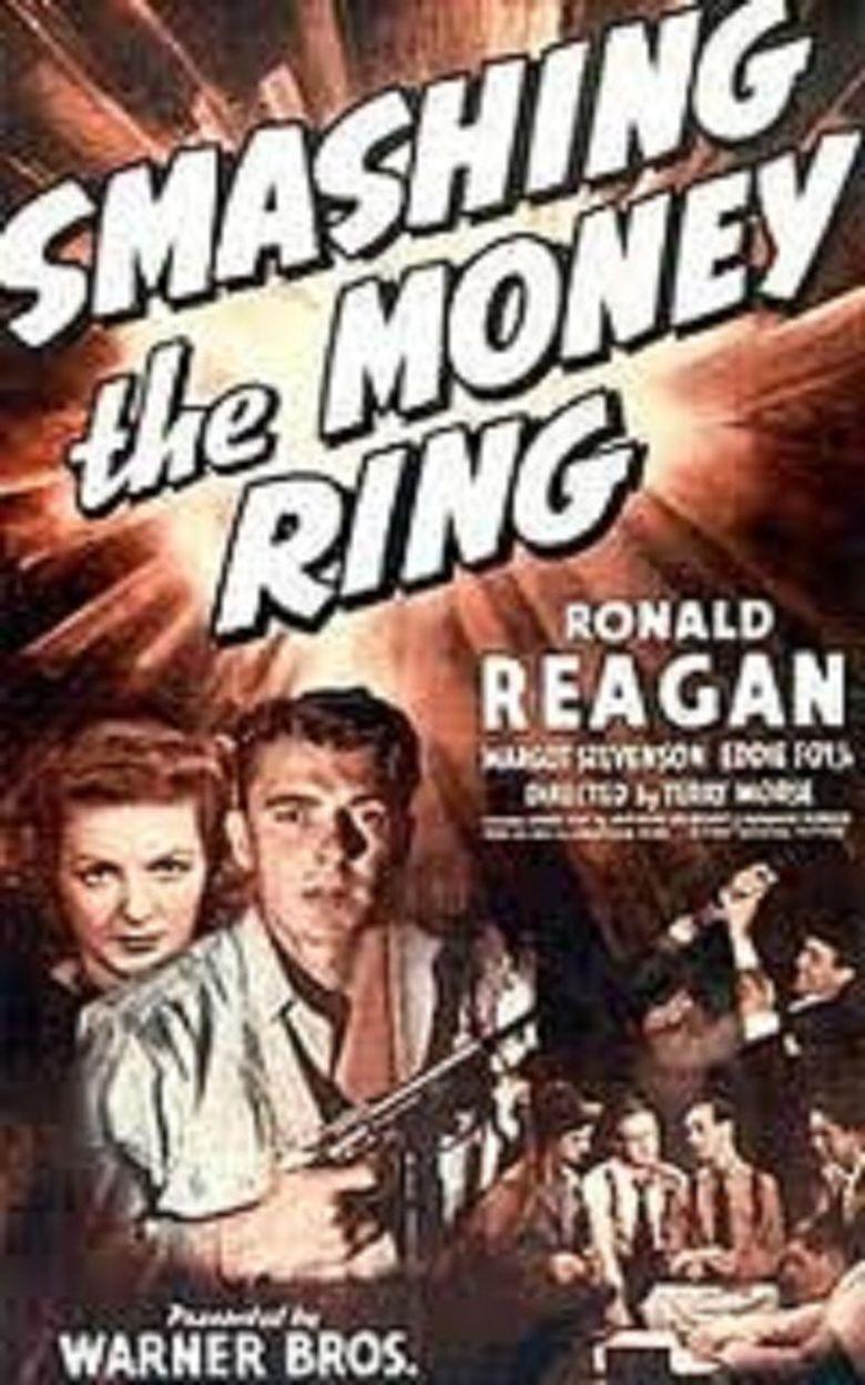 Smashing the Money Ring Poster