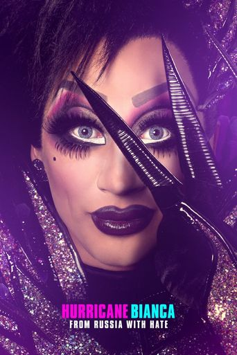 Hurricane Bianca: From Russia with Hate Poster