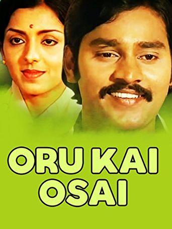 Oru Kai Osai Poster