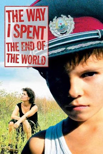 The Way I Spent the End of the World Poster