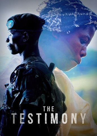 The Testimony Poster