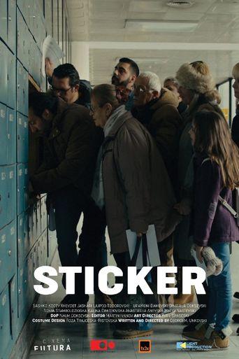 Sticker Poster