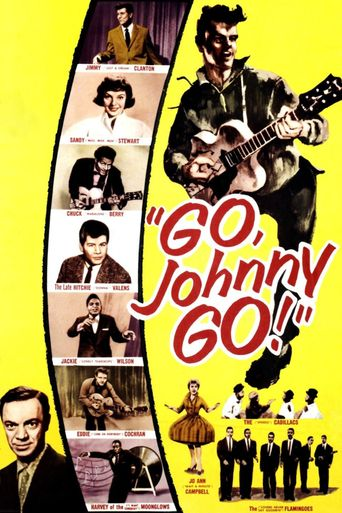 Go, Johnny, Go! Poster