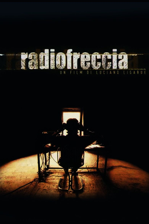 Radio Arrow Poster