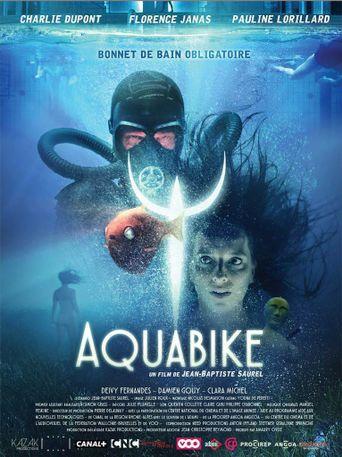 Aquabike Poster