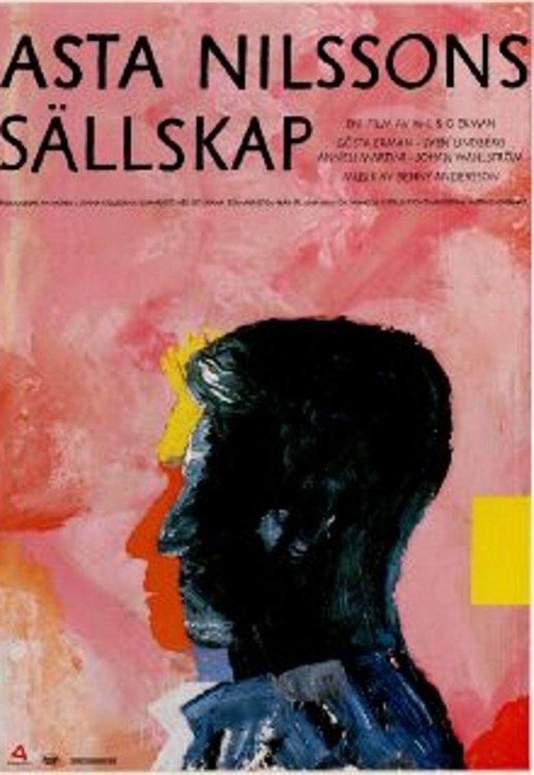 Asta Nilsson's companion Poster