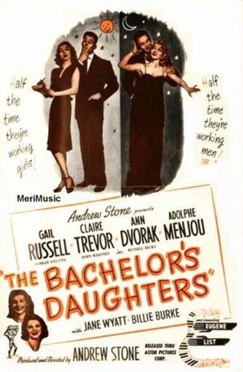 The Bachelor's Daughters Poster