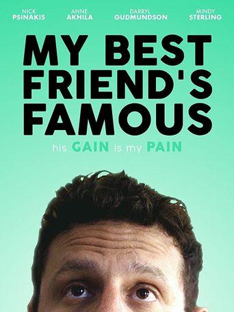 My Best Friend's Famous Poster