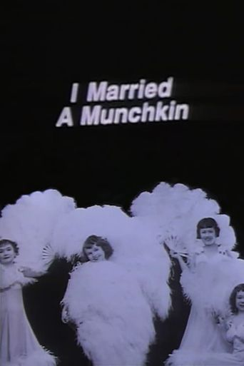 I Married a Munchkin Poster