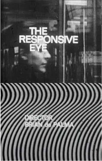The Responsive Eye Poster