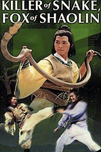 Killer of Snake, Fox of Shaolin Poster
