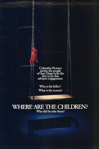 Where Are the Children? Poster