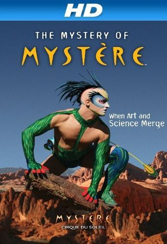 Cirque du Soleil: The Mystery of Mystère Poster