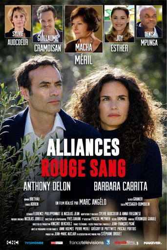Alliances rouge sang Poster