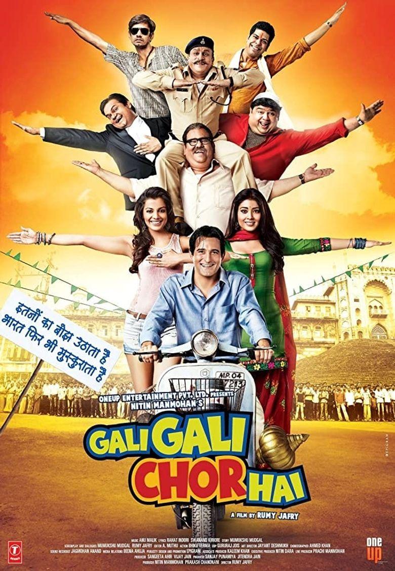 Gali Gali Chor Hai Poster