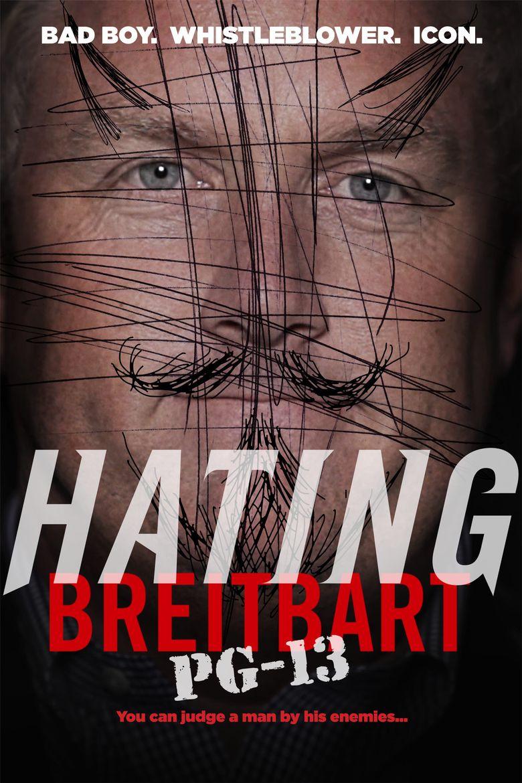 Hating Breitbart Poster
