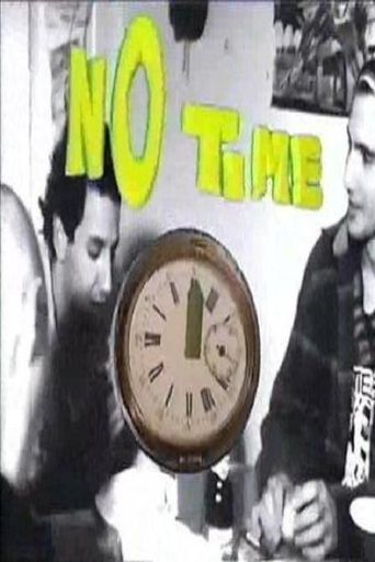 No Time Poster