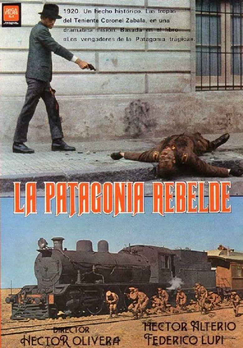 Rebellion in Patagonia Poster